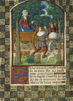 Ovid , translated by Octavien de St-Gelais, Heroides  France, Central (Paris?); Last quarter of the 15th century or 1st quarter of the 16th century. Medieval Imago & Dies Vitae Idade Media e Cotidiano