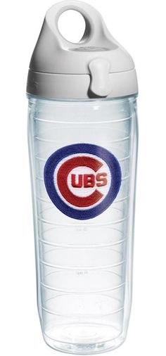 Chicago Cubs 24 OZ. Water Bottle By Tervis