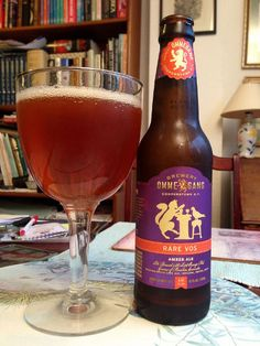 Ommegang Brewery: Rare Vos