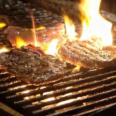 #grill #ribeye #porkchop