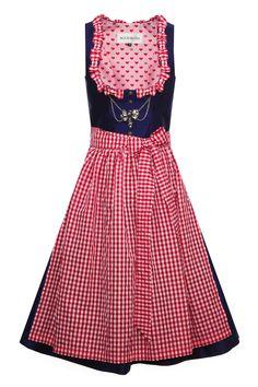 Fantastic Modern Dirndl With Petticoat Bavarian Costume