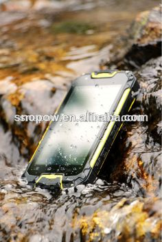 ip67 waterproof mobile phone  1.4.5 touch screen  2.quad core, 8MP camera  3.walkie-talkie and NFC  4.CE and MTK 6589