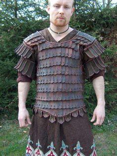 Lamellar Armor - Поиск в Google