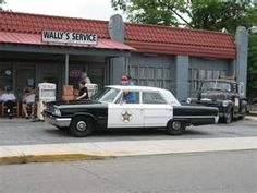 Wally S Squad Car Tours Mt Airy Nc