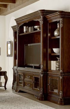 Gables Entertainment Wall