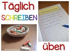 Schreibanlässe für Kinder