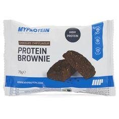 #Protein #Brownies | 23g Protein pro #Brownie, sehr schokoladig 75% weniger Zucker, als ein typische Brownie aus dem Supermarkt