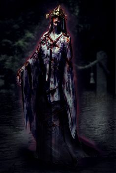 Concept Art Gallery - Fatal Frame™: Maiden of Black Water for Wii U - Image Gallery