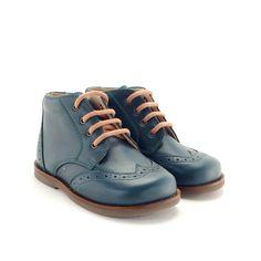 Beberlis sko i skinn til barn