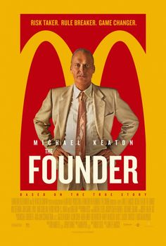 Click to View Extra Large Poster Image for The Founder