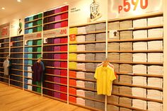 Uniqlo Philippines at the SM Mall of Asia: The Experience | The Lost Boy Lloyd