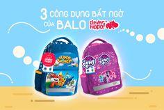 3 công dụng bất ngờ của Balo Lunch Box, Facebook, Design, Bento Box