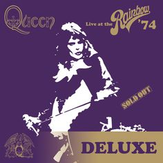 Saved on Spotify: The March Of The Black Queen - Live At The Rainbow London / November 1974 by Queen
