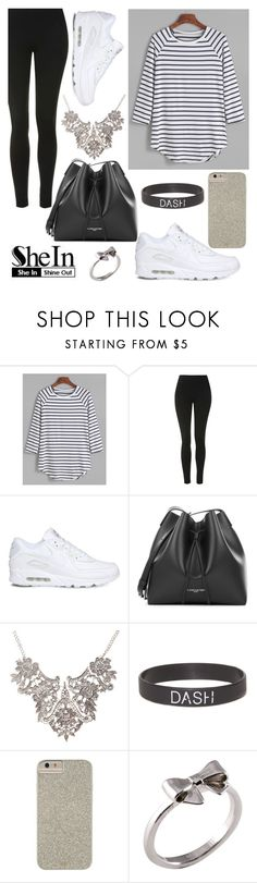 """Untitled #172"" by hummingbirds-heartbeats ❤ liked on Polyvore featuring Topshop, NIKE, PUR, Case-Mate and Joy Everley"