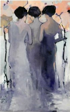 Buy Original Art by Mary Pratt | oil painting | Evening at UGallery