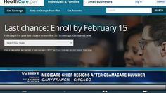 JUST IN: Medicare Chief Resigns After Obamacare Blunder - http://nnn.is/1CdqSQp