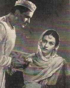 """210 Likes, 2 Comments - muvyz.com (@muvyz) on Instagram: """"#muvyz061917 #BollywoodFlashback Prithviraj Kapoor and Veena in Phool (1945). They also worked…"""""""