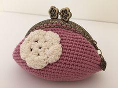 Monedero ganchillo - crochet purse de Inayass en Etsy
