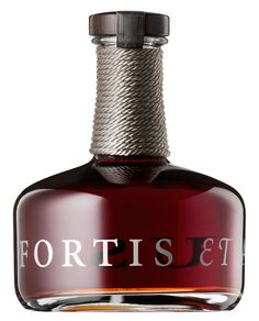 "When briefed to develop a brand for Bleasdale's icon tawny, Parrallax Design named it ""Fortis et Astutus"", the Potts' family motto meaning ""Bold and Crafty""."