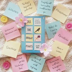 ♡ELINE: All The Bright Places