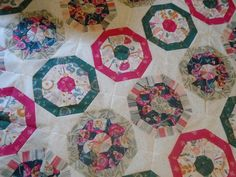 Little Bunny Quilts: Odori Quilt {AGF Stitched with the Fat Quarter Shop}