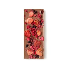 Dried Strawberry, Cranberry and Raspberry