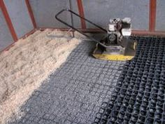 Introduction to HoofGrid™ equine footing and flooring grid systems