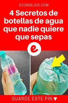 Agua embotellada | 4 Secretos de botellas de agua que nadie quiere que sepas | La salud es más importante que la economía.