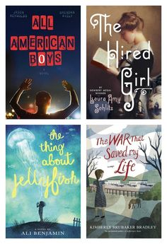 best YA books of 2015 picked by the New York Times Book Review