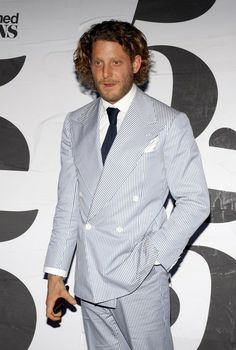 Lapo Elkann - Celebrities Attending Established & Sons Party