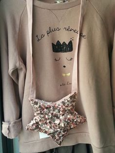 Accessories for little girls Tween Fashion, Little Girl Fashion, My Little Girl, Toddler Fashion, Look Fashion, Fashion 2018, Little Fashionista, Tween Girls, Kids Bags