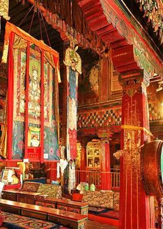 Tibetan Monastery                                                                                                                                                                                 More