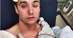 YouTuber bateu telefone na própria cabeça para forjar agressão, diz polícia