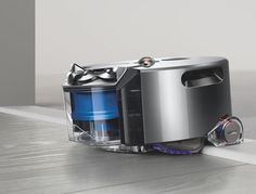 Dyson 360 Eye: The world's first robot vacuum cleaner that uses panoramic camera to map the house
