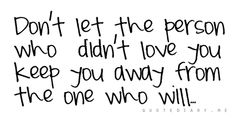 I send this out to all the young ladies allowing a bad relationship to shape and mold them into someone they don't want to be. This is a hard lesson to learn, but if he doesn't accept you as you are, he will never be worthy of your love. Hold onto those that have loved you all your life for they will be the ones to pick you up when he fails you.