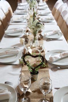 12 inspirations pour un mariage champêtre