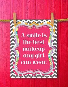 #Smile to look #beautiful! Smile to spread more smiles... Smile NOW