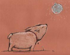 Collage de papel de fibras y POSCAs sobre papel de color.        Le llamaba el abismo sin sombra    por eso miró la luna    (...) Sigue leyendo en  https://translucidoh.wordpress.com/2015/09/28/mirando-la-luna/