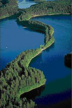 The Mosaic of Lake-Finland. | Most Beautiful Pages