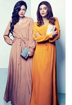 In beeld: Ramadan-collectie van DKNY