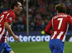 El minuto 93 (este año sí) es del Atlético de Madrid
