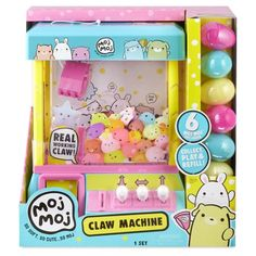 lol toy Moj Moj Claw Machine Playset in One Colour Little Girl Toys, Little Girls, Baby Girl Toys, Toy Claw Machine, Cool Fidget Toys, Crafts For Kids, Diy Crafts, Mini Things, Squishies
