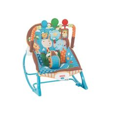 Shop for Fisher-Price Jungle Fun Infant-to-Toddler Rocker. Get free delivery On EVERYTHING* Overstock - Your Online Baby Gear Store! Baby Sense, Toddler Chair, Baby Bouncer, Young Baby, Musical Toys, Baby Swings, Seat Pads, Fisher Price, Baby Gear