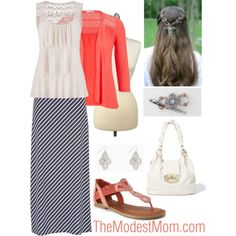 Trendy Summers - The Modest Mom