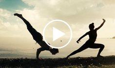Budokon:  The beautiful fusion of yoga and martial arts