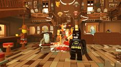 LEGO.com The LEGO® Movie Video game - Characters - Batman