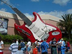 Rock n roller coaster, MGM Orlando Florida