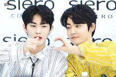 Hwall with Kevin The Boyz Pics ( Heart Meme, Harsh Words, Im Weak, Fandom, Star Awards, Korean Entertainment, Pop Singers, New Artists, Kpop Boy