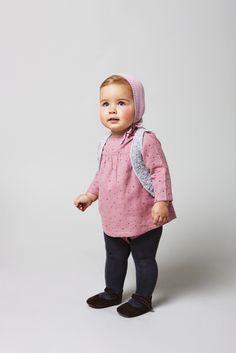 Colección Bebé Otoño-Invierno 2012 de #ropa y #complementos.
