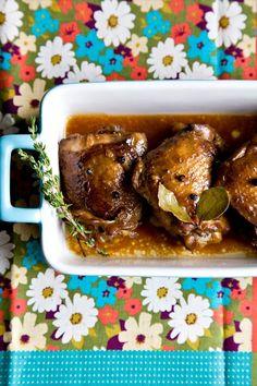 Chicken Adobo                FoodBlogs.com